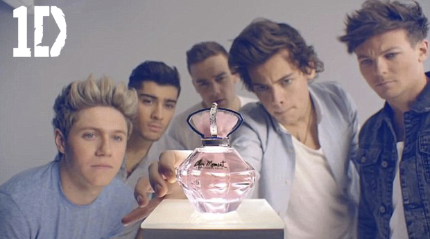 Perfume Feminino One Direction Our Moment- 50ML!