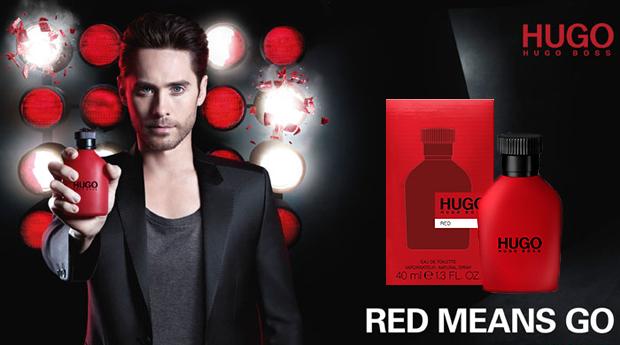 Perfume Masculino Hugo Boss Red- 40ML!