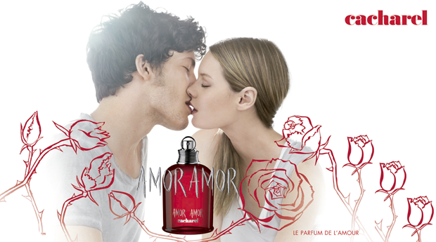 Perfume de Senhora Amor Amor Cacharel-100ML!