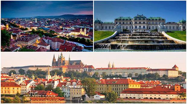 Viena em Hotel 3* -  2 Noites em Hotel 3* com City Tour e Visita Guida!