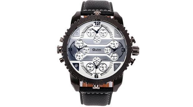 Relógios Oulm Sports! (Portes Incluídos)