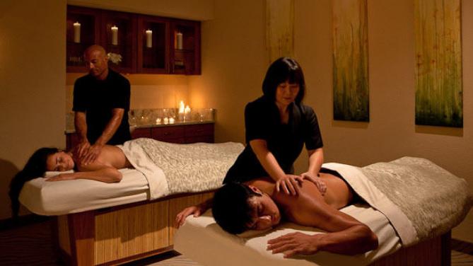 Spa Vénus e Cupido! Massagem de Relaxamento a 2 com Shiatsu e Ritual de Chá na Boavista!