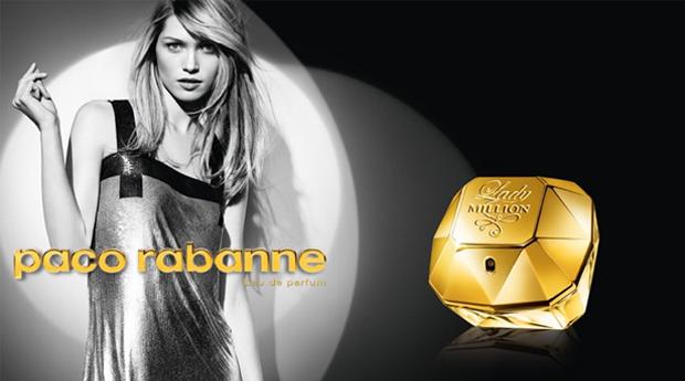 Perfume de Senhora Paco Rabanne Lady Million - 80ML!