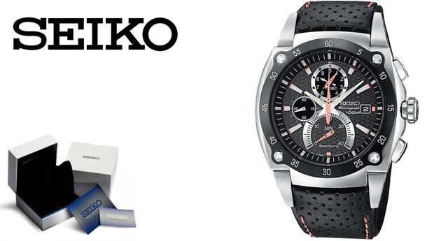Relógio Seiko Sportura! (Portes Incluídos)