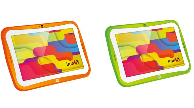 Tablet Iron5 EvoKids 8GB!