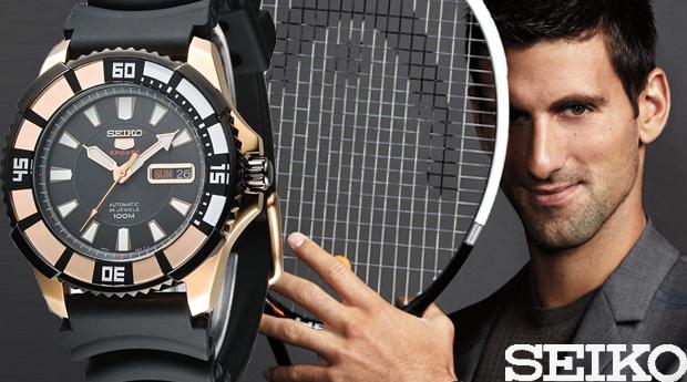 Relógio de Homem Seiko Neo Sports! (Portes Incluídos)