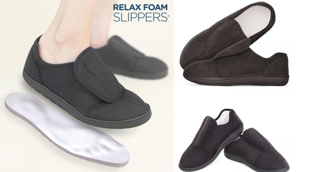 Pantufas Viscoelásticas Relax Foam!