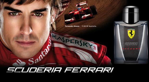 Perfume de Homem Scuderia Ferrari Extreme-75 ML!