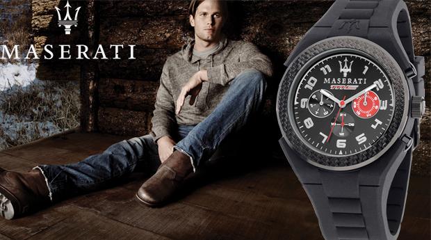 Relógio Maserati Pneumatic! (Portes Incluídos)