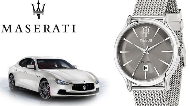 Relógio Maserati Epoca! (Portes Incluídos)