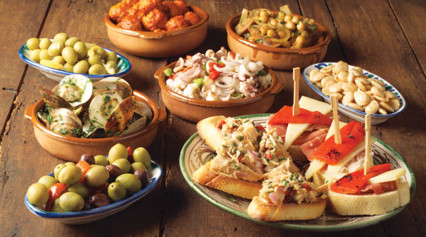 Rodízio de Tapas para Duas Pessoas! Almoço ou Jantar em Matosinhos!