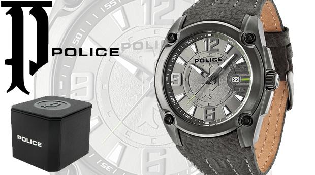 Relógio Police® Adventure! (Portes Incluídos)