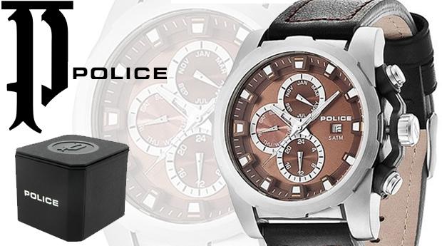 Relógio Masculino Police® Speedster! (Portes Incluídos)