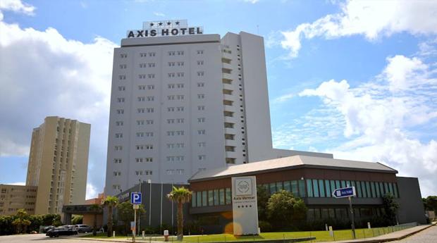 Póvoa do Varzim em Hotel & Spa 4* -  1, 2 ou 3 Noites com Spa no Hotel Axis Vermar 4*!