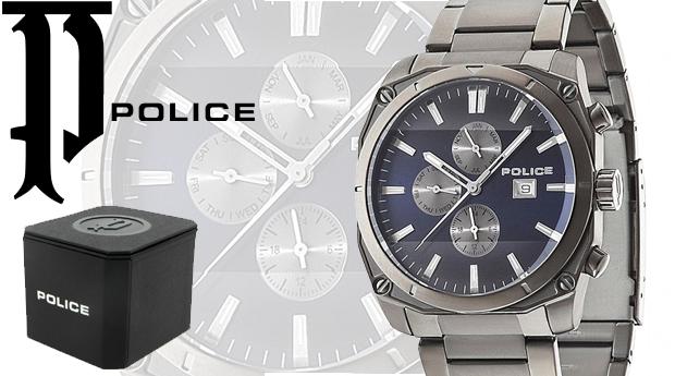 Relógio Police® Milano! (Portes Incluídos)