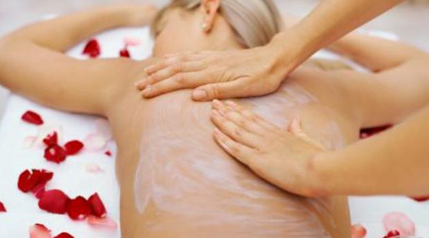 Esfoliação Corporal com Massagem de Relaxamento em Braga!