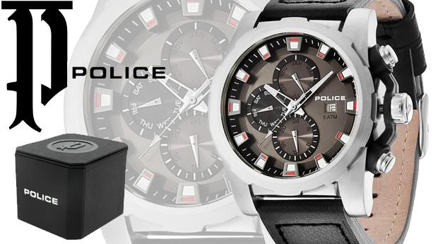 Relógio Police® Speedster! (Portes Incluídos)