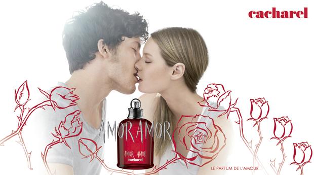 Perfume de Senhora Amor Amor Cacharel, 100ML ou 30 ML!