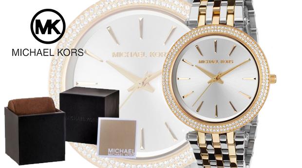 Relógio de Senhora Michael Kors®! (Portes Incluídos)