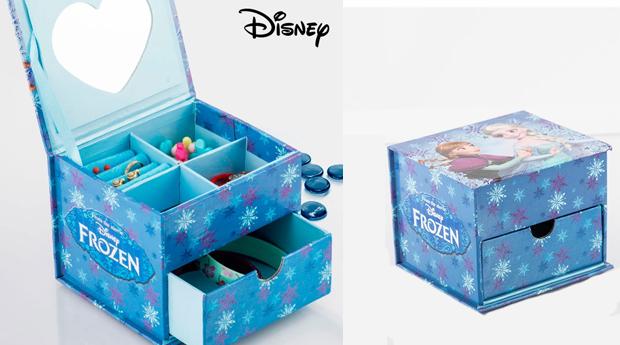 Guarda Jóias Disney Frozen!