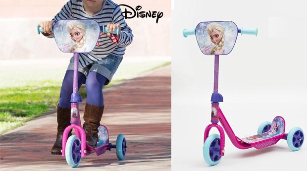 Trotinete Disney Frozen!