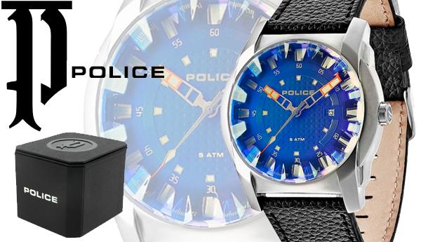 Relógio Police® Gravity! (Portes Incluídos)