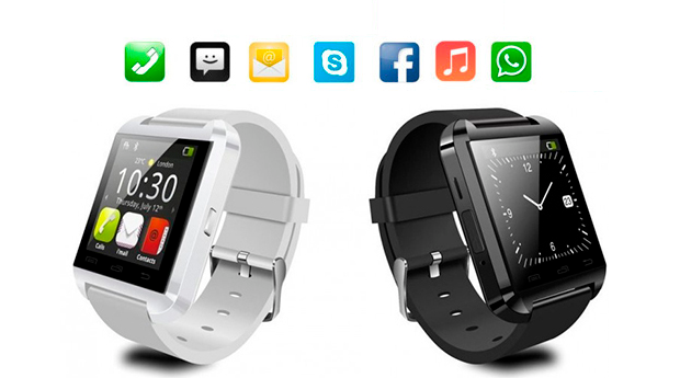 Smartwatch com Bluetooth e TFT 1.48 Screen!