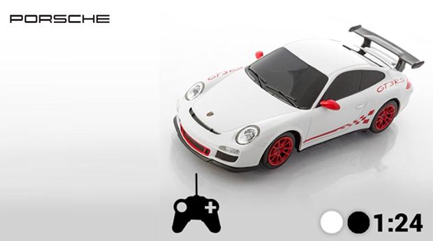 Carro Telecomandado PORSCHE 911 GT3!