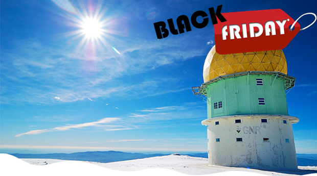 SUPER BLACK FRIDAY! Serra da Estrela 1 ou 2 Noites no Hotel Senhora do Castelo!