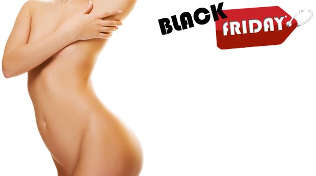 SUPER BLACK FRIDAY! 5 Meses de Fotodepilação Axilas e Virilhas em Braga!