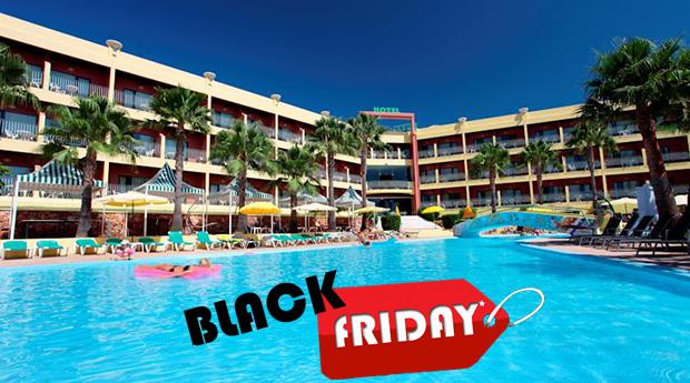 SUPER BLACK FRIDAY! 2, 3 ou 4 Noites em Meia Pensão no Hotel Baía Grande!