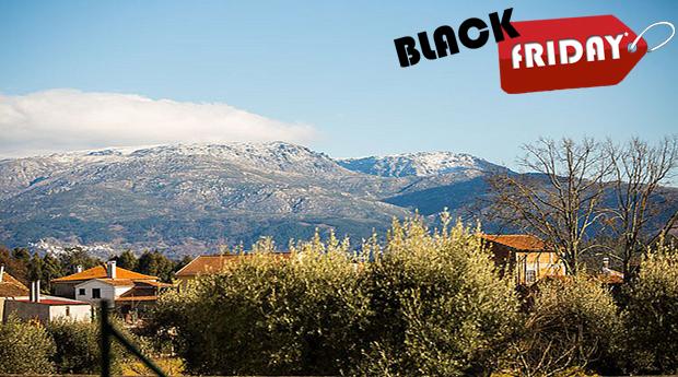 SUPER BLACK FRIDAY SERRA DA ESTRELA -  2 ou 3 Noites com Passeio de Jipe na Villa Travancinha!