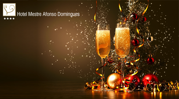 Réveillon na Batalha -  1,2 ou 3 Noites com Jantar no Hotel Mestre Afonso Domingues 4*!