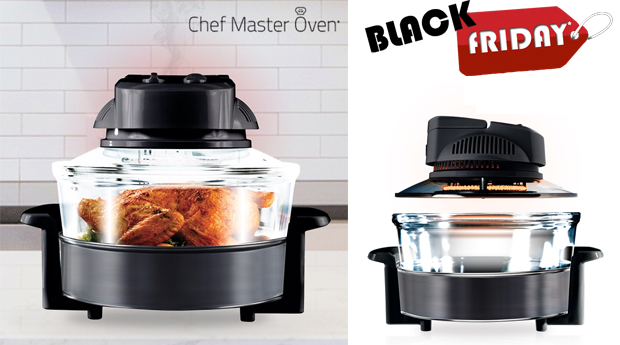 SUPER BLACK FRIDAY! Forno Eléctrico Master Kitchen!