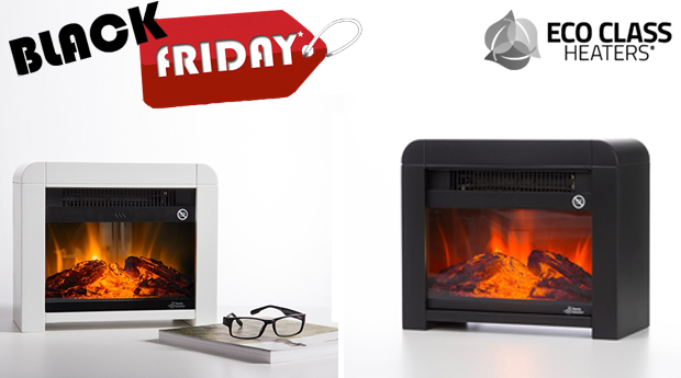 SUPER BLACK FRIDAY! Aquecedor Elétrico Eco Class Heaters!
