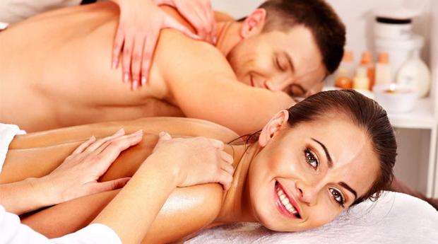 Massagem Relaxante de Casal com Aromaterapia à Escolha em Lisboa!