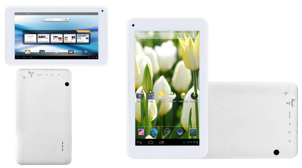 Tablet ITAL de 7 Pulgadas com 8GB, Saída HDMI e Câmara Dupla!