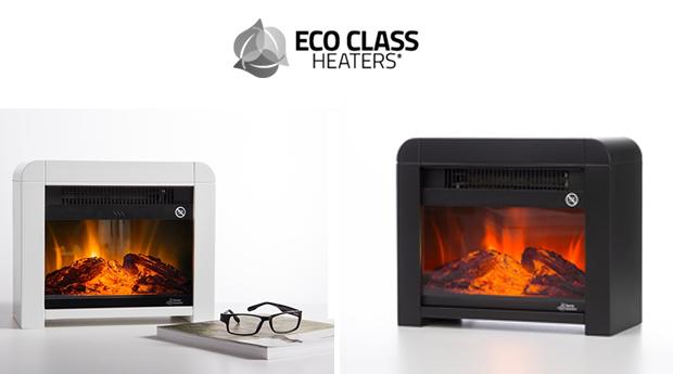 Aquecedor Elétrico Eco Class Heaters!