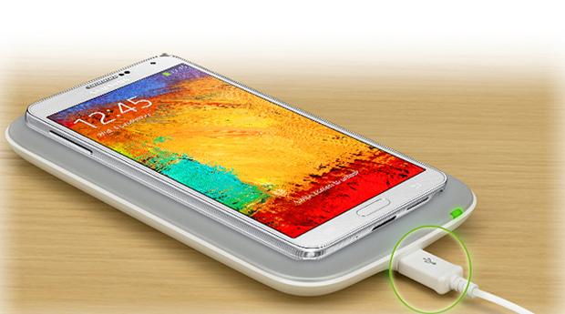 Kit de Carregamento Galaxy Note 3S!