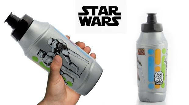 Garrafa de Plástico Star Wars Rebels!
