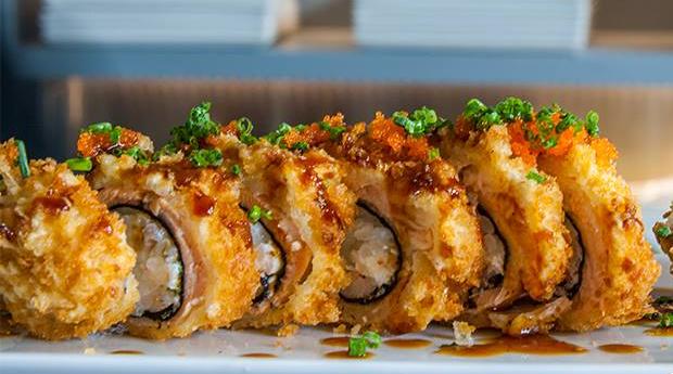 Delicia-te com o Sushi de Alheira e Tapas Variadas em Matosinhos! Menu para 2 ou 4 Pessoas!