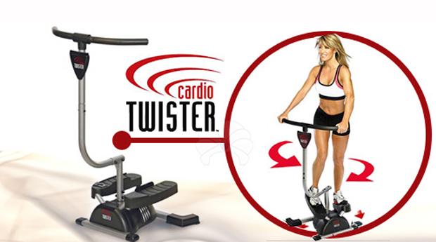 Cardio Twister Fitness! Fica em Forma para o Verão!