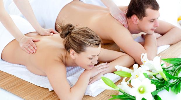 Circuito Sensação e Romance! Massagem de Relaxamento Completa com Esfoliação para 1 ou 2 Pessoas em Braga!