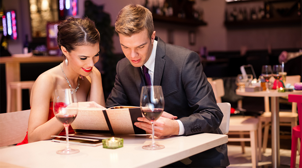Especial São Valentim -  1 Noite com Jantar Romântico no Caldas Internacional Hotel 3*!