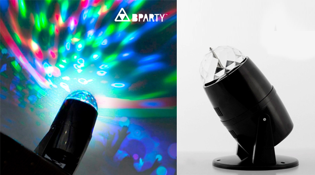 Projector Luzes LED Multicolor BParty!