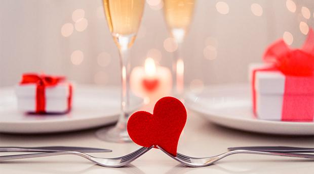 São Valentim no Villa Garden 4* -  1 Noite com Jantar Romântico!