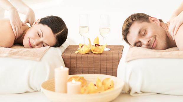 Ritual Adão e Eva! Massagem Revitalizante com Surpresa Romântica e Champanhe na Boavista!