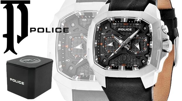 Relógio de Homem Police® Challanger! (Portes Incluídos)